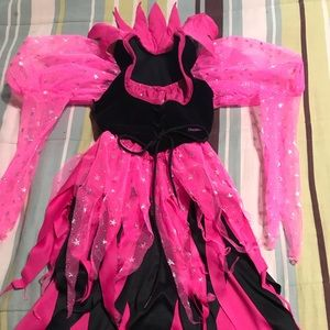 Toddler Barbie Costume Size 6. GUC.